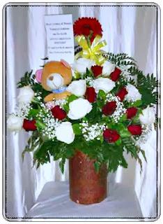 Alat dan Bahan Rangkaian Bunga