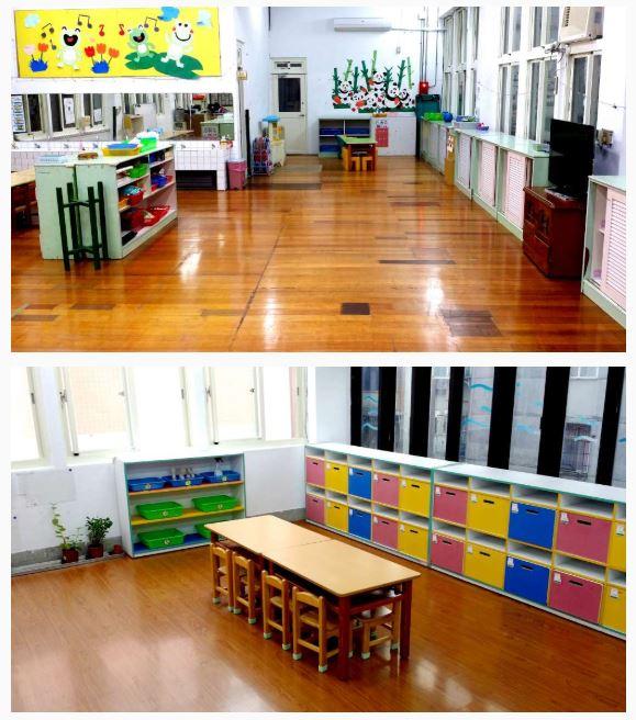新北市立永和幼兒園: 環境介紹-福和分班
