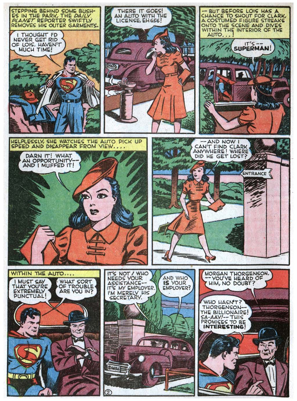 Read online Action Comics (1938) comic -  Issue #40 - 4