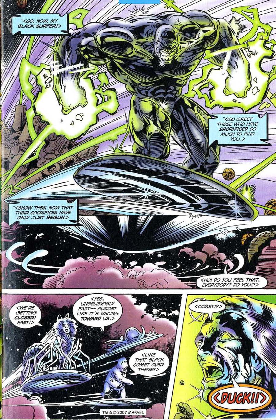 Read online Silver Surfer (1987) comic -  Issue #117 - 13