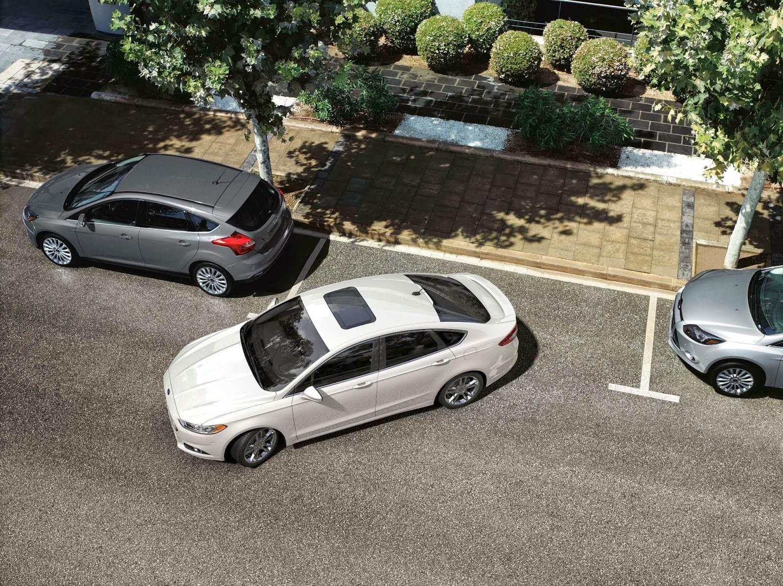 brighton ford ford experiments with driverless car parking. Black Bedroom Furniture Sets. Home Design Ideas