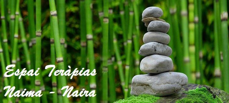 Espai Teràpies Naima-Naira en la Feria Consciència i Vida, 12 de Mayo 2018