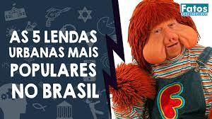 5 lendas urbanas mais populares no Brasil