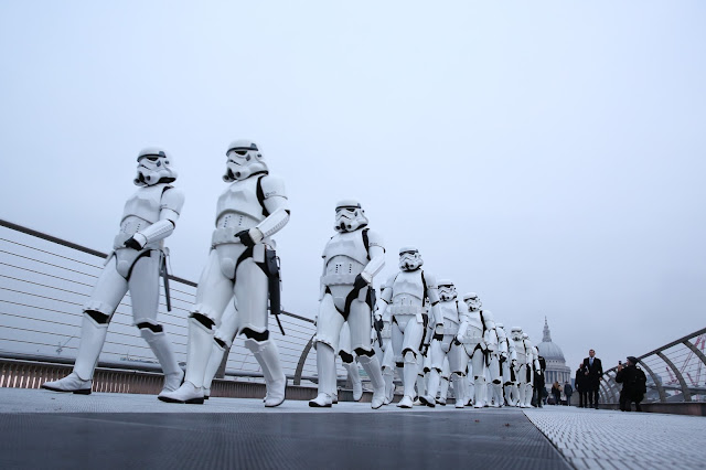 star wars fans rogue one london