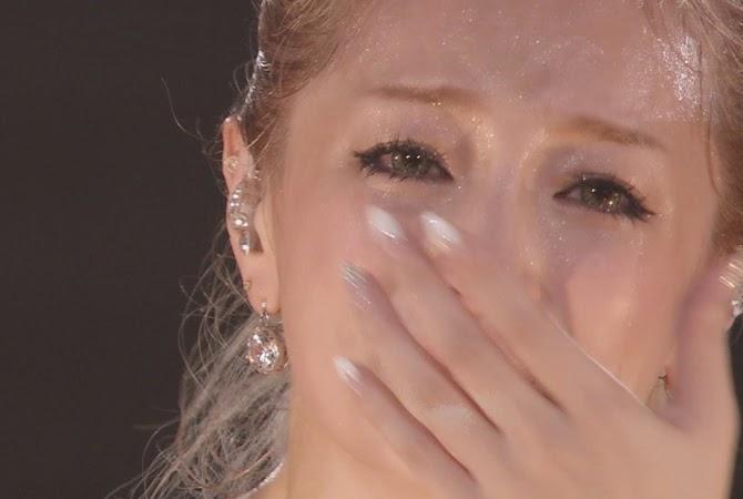 Ayu is hurt by Namie's song | Random J pop