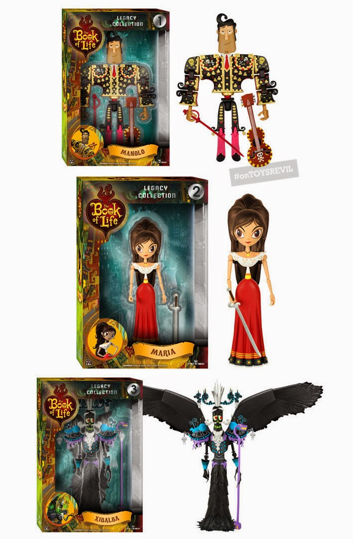 The Book Of Life Pop Vinyls Amp The Legacy Collection From