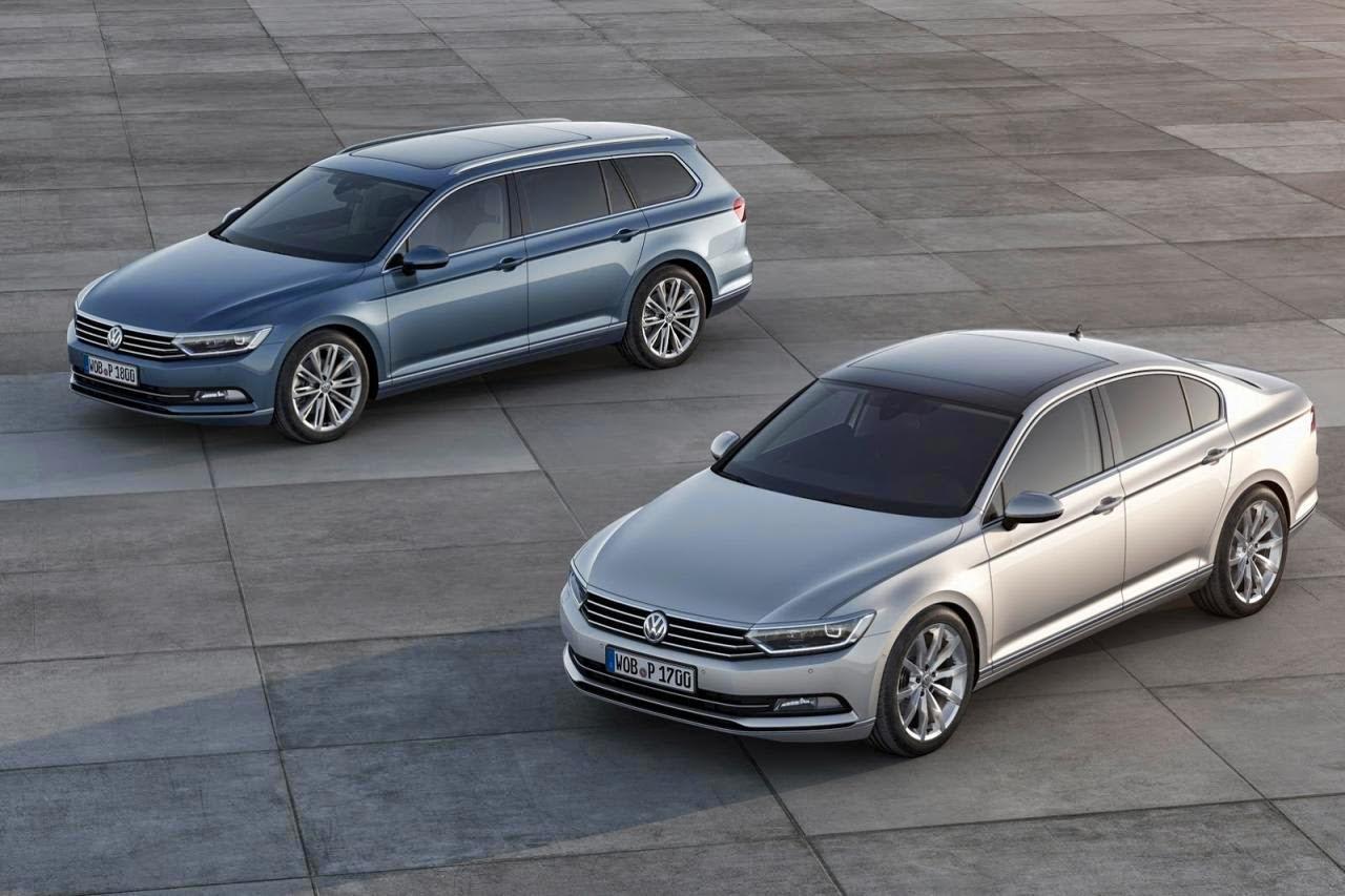 2015 Volkswagen Passat previewed - It looks much better than ever