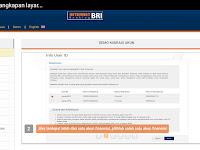Cara mengaktifkan BRI internet banking