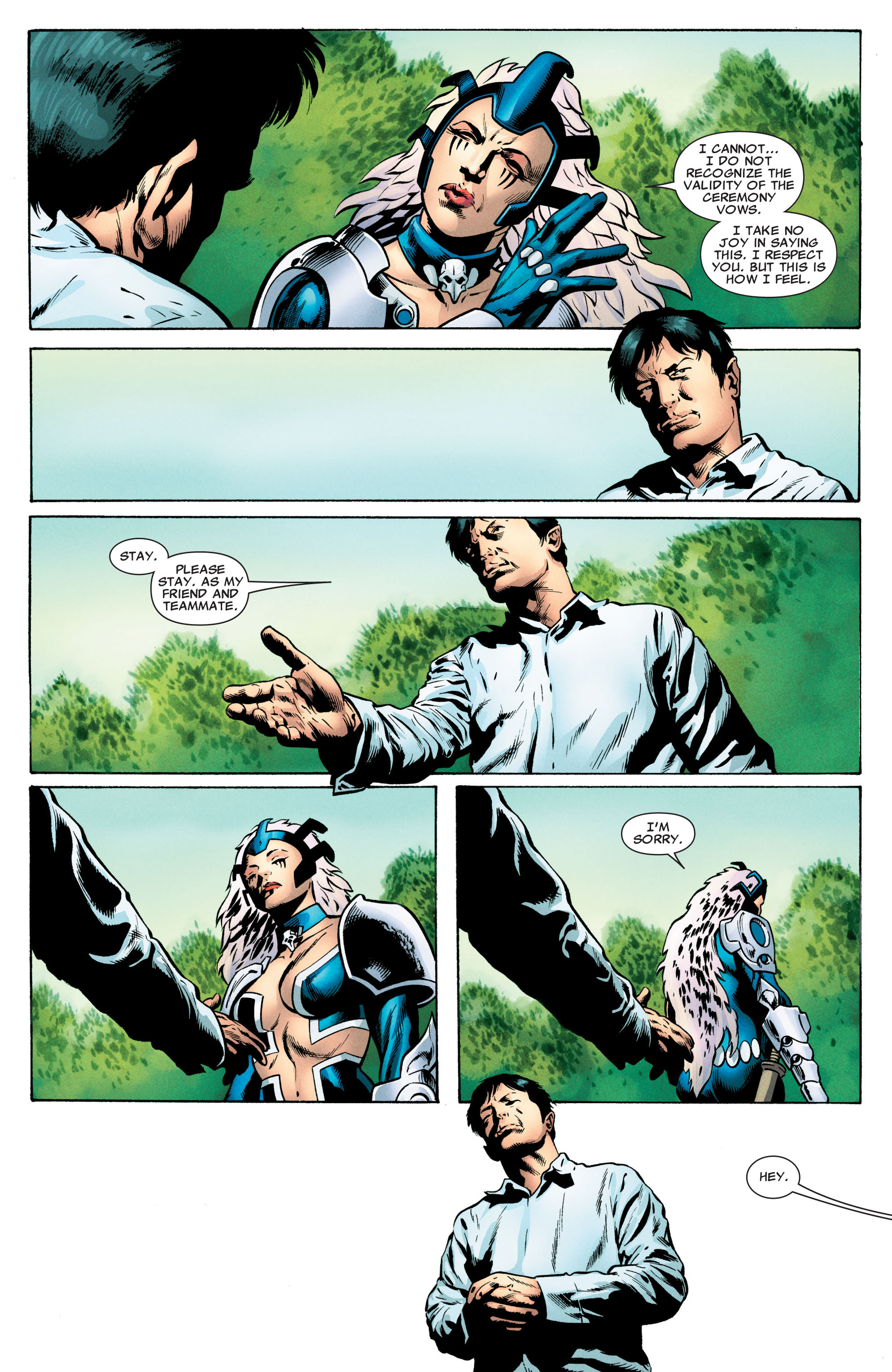 Read online Astonishing X-Men (2004) comic -  Issue #51 - 16