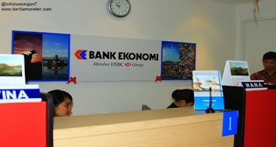 gambar Lowongan Kerja Bank Ekonomi