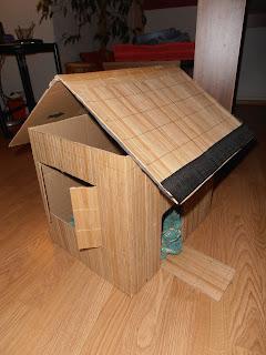 selber machen kreatives mit dem bambusteppich. Black Bedroom Furniture Sets. Home Design Ideas