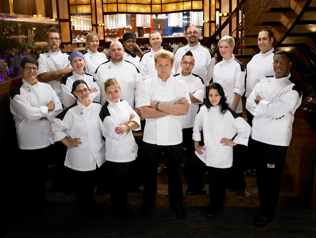Hell's Kitchen Season 4 Contestants