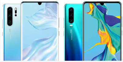 Huawei P30 and P30 pro phone