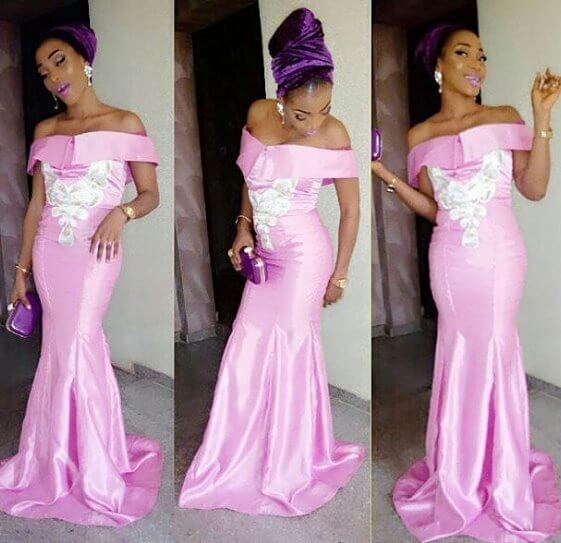 sexy ,Aso Ebi Styles, for 2017