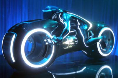 Imagen moto tron