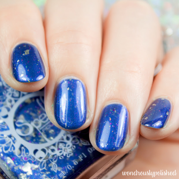 wondrously polished spell polish
