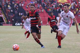 Sport inicia pernambucano com derrota