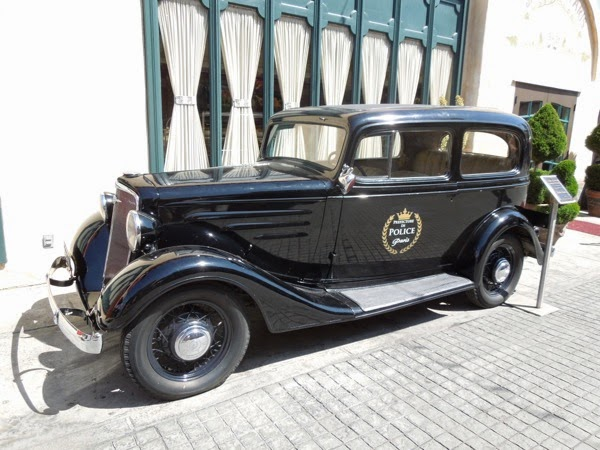 Public Enemies 1935 Chevrolet Model EC-601 movie car