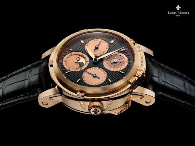 Louis Moinet Magistralis $860,000 [www.zainsbaba.com]