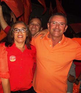 Manassés Dantas e Wanderley Gomes são eleitos prefeito e vice-prefeito de Baraúna; veja trajetória