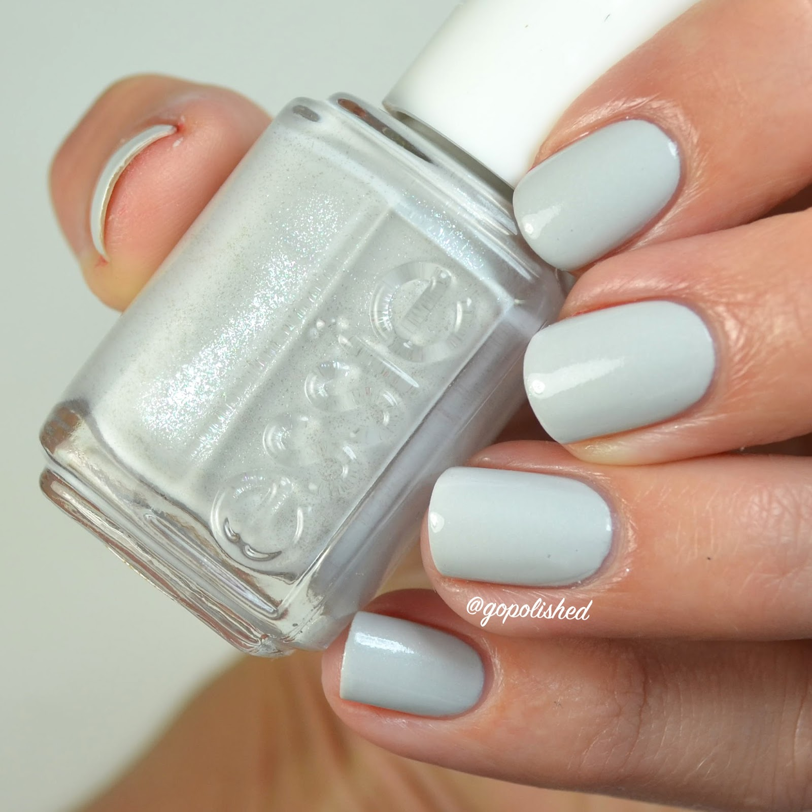 Dove Gray Nail Polish: Go Polished: Essie 'Getting Groovy' Winter 2016 Collection