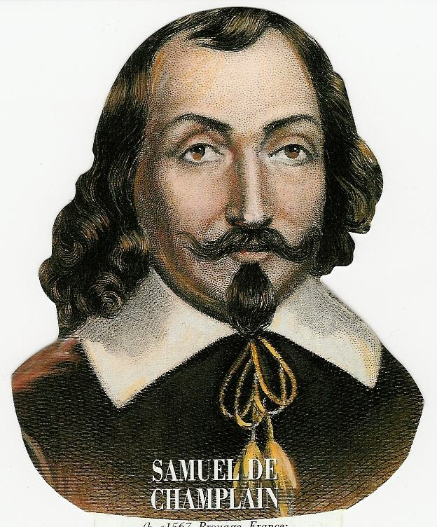 sameual de champlain Samuel de champlain detail from deffaite des yroquois au lac de champlain, from champlain's voyages (1613) this is the only contemporary likeness of the explorer to survive to the present.