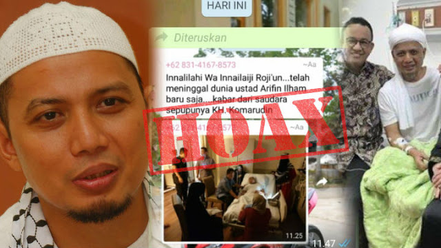 Dituding Netizen Seperti Ini, Alvin Beberkan Kedekatan Ustadz Arifin dengan Jokowi
