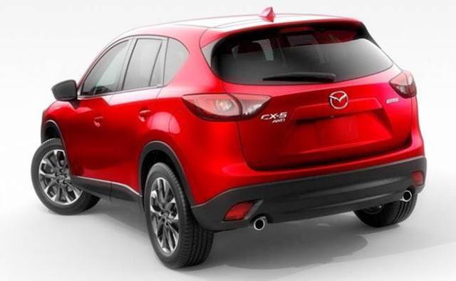 2017 Mazda CX-5 Redesign
