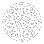 Coloring Mandalas: Overview