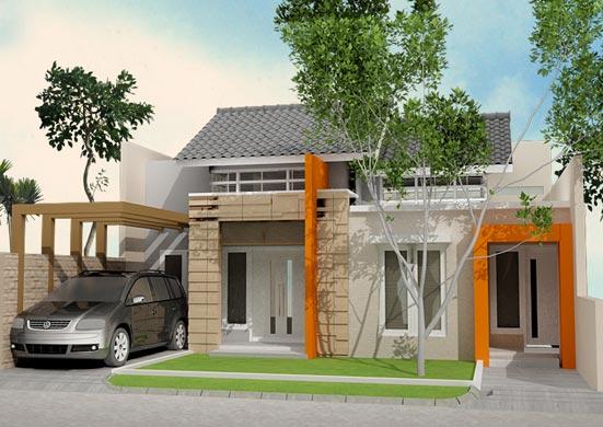 Gambar Eksterior Rumah Minimalis Gambar Rumah Minimalis