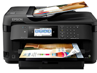 Epson WF-7710 Printer Drivers Download