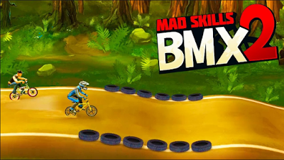 Mad Skills BMX 2 Apk Mod full Version