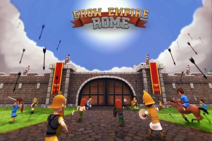 Hasil gambar untuk gambar game grow empire rome