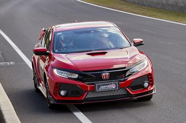 Honda Civic Type R Jenson Button Mount Panorama