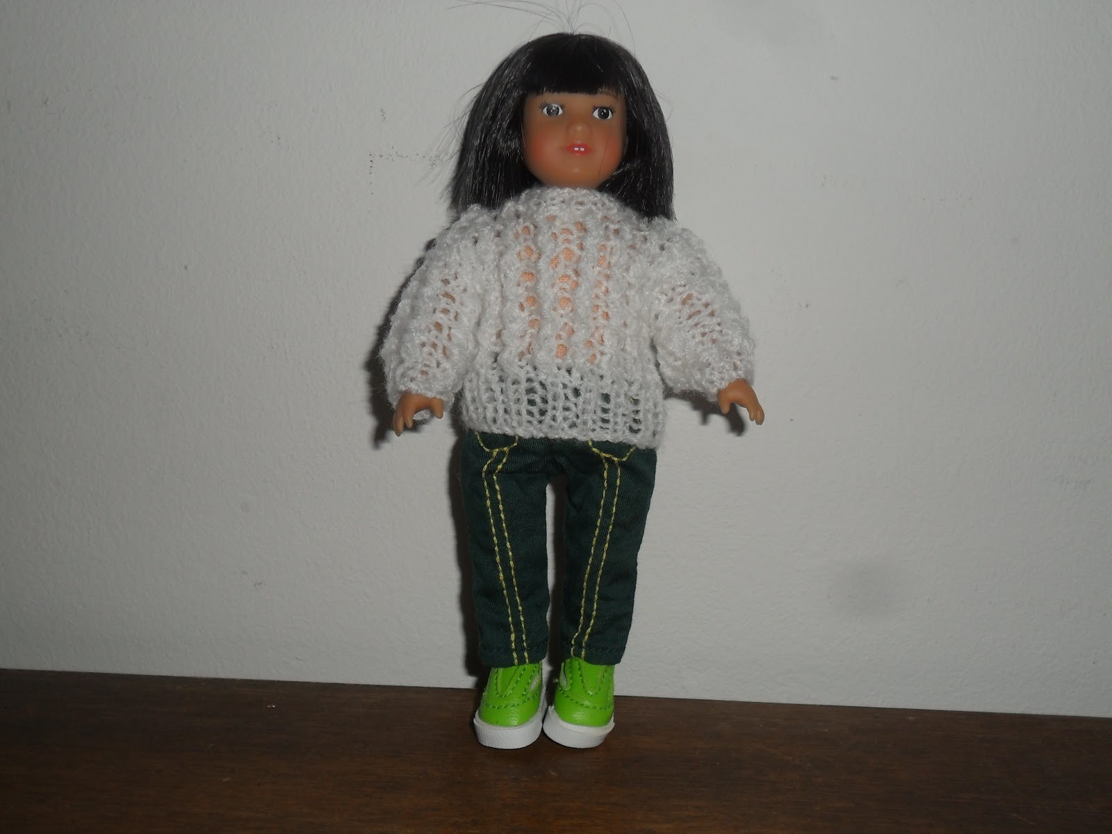American Knitting Abbreviations Ssk : Olive groves and doll knits june