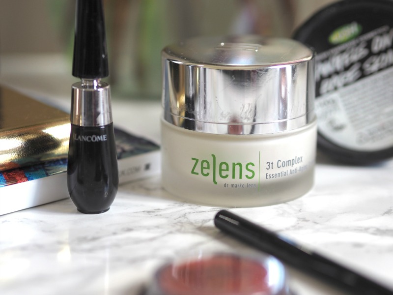 Zelens 3t complex face cream