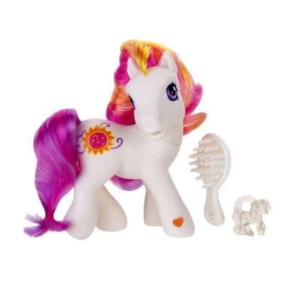 Mlp Sunny Daze G3 Ponies Mlp Merch