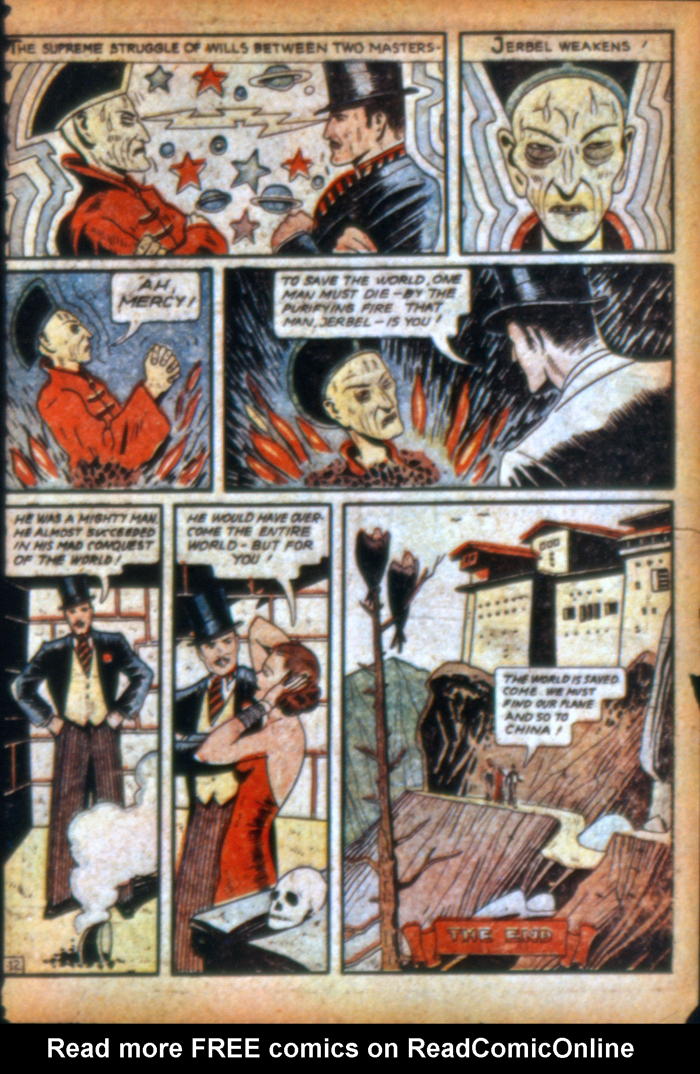 Read online Action Comics (1938) comic -  Issue #9 - 66