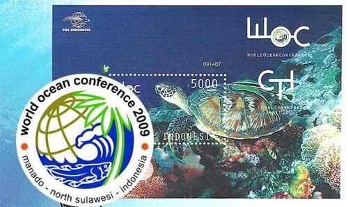 Konferensi Kelautan Dunia WOC 2009 Manado