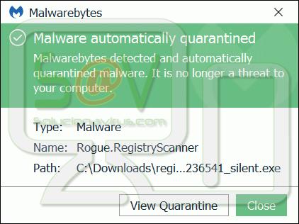 Rogue.RegistryScanner
