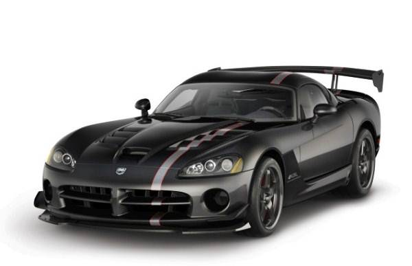 2018 Dodge Viper SRT Rumors