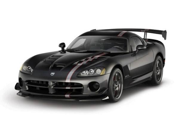 2018 Dodge Viper SRT Rumors