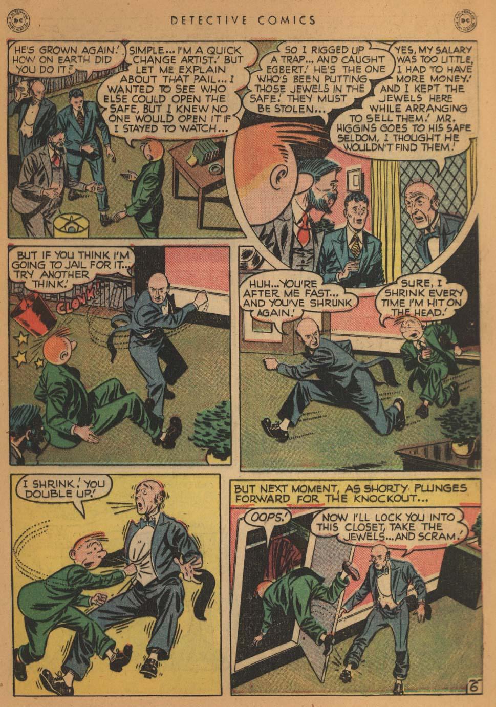 Read online Detective Comics (1937) comic -  Issue #152 - 29