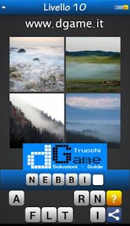 PACCHETTO 4 Soluzioni Trova la Parola - Foto Quiz soluzione livello 10