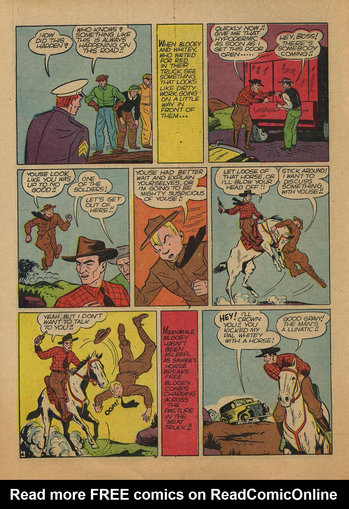 Read online All-American Comics (1939) comic -  Issue #31 - 34