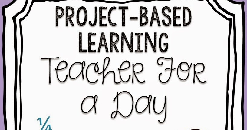 Fifth Grade Freebies: Project-based Learning: FREE Teacher