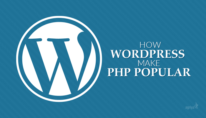 how-wordpress-make-php-popular