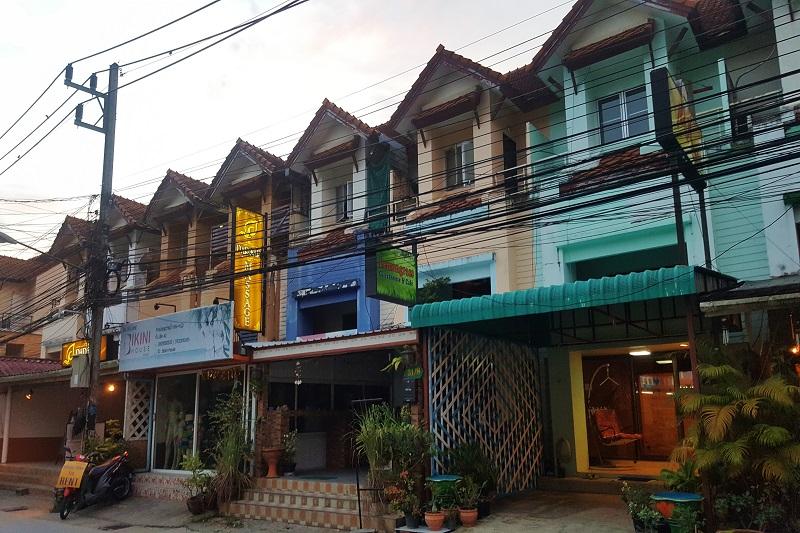 Gebäude Khao Lak Thailand