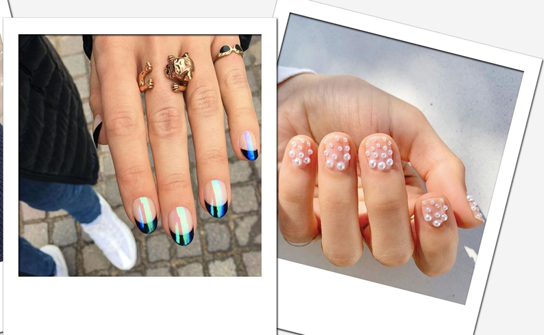 The 10 Nail Trends You'll See Everywhere This Year