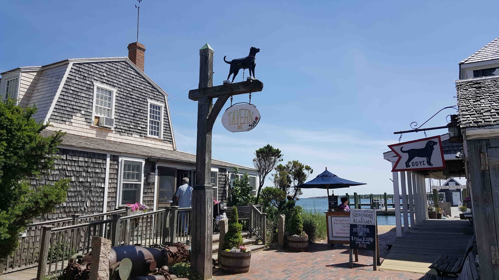 Vineyard Haven Black Dog Tavern